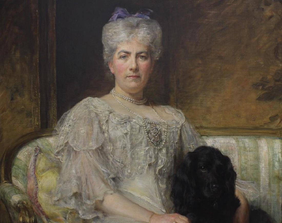 Sir Arthur Stockdale Cope (1857-1940, United Kingdom) - 4