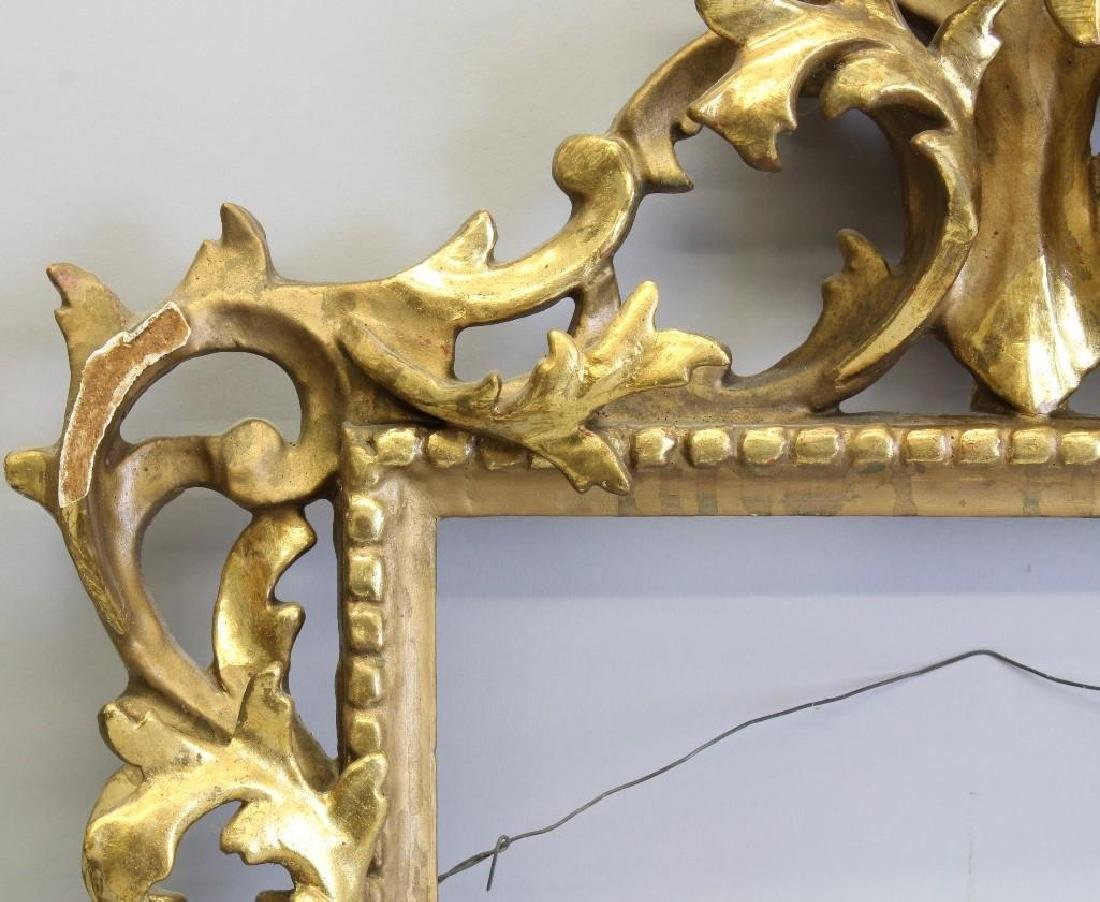 Carved, Gilded Frame - 3