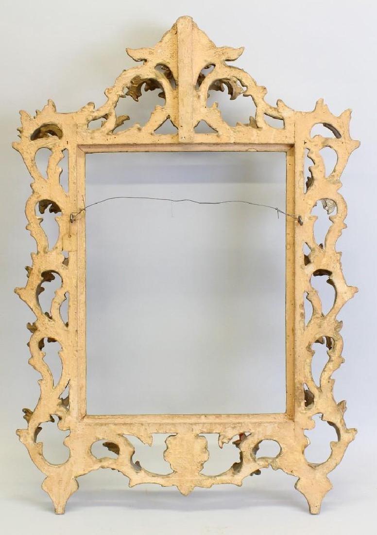 Carved, Gilded Frame - 5