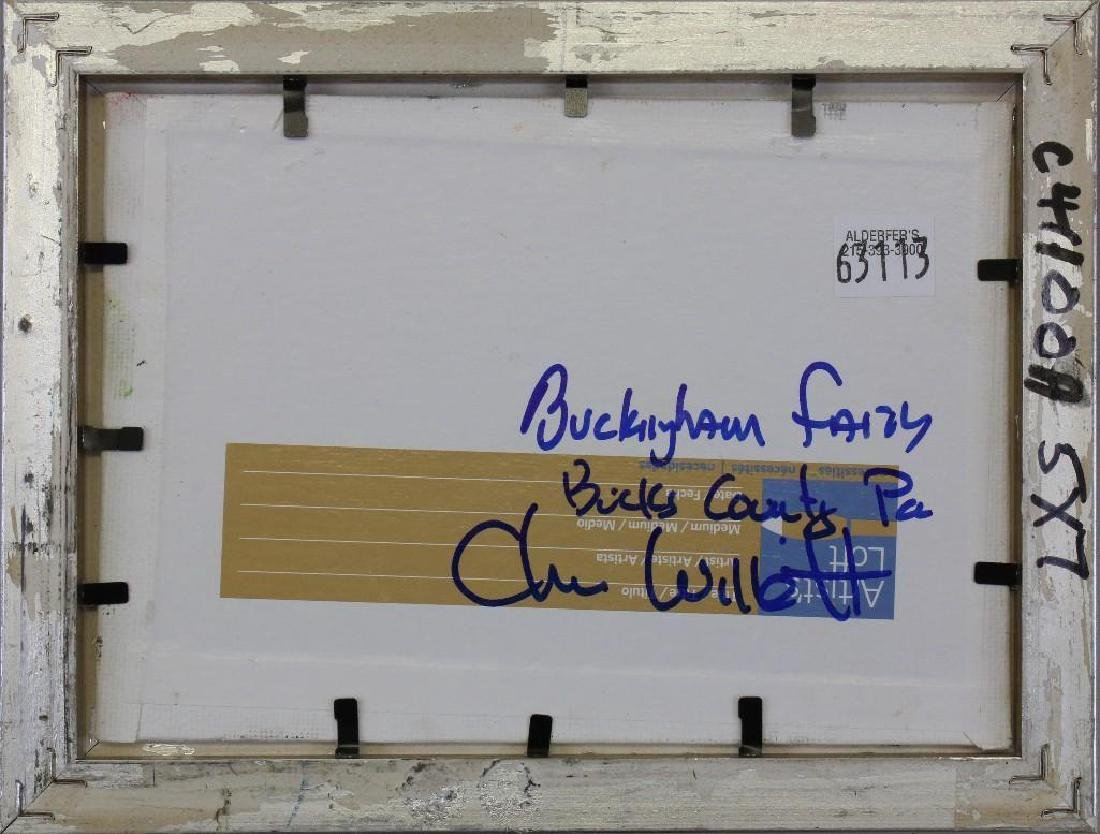 "Christopher Willet (b.1959, Pennsylvania) ""Buckingham - 3"