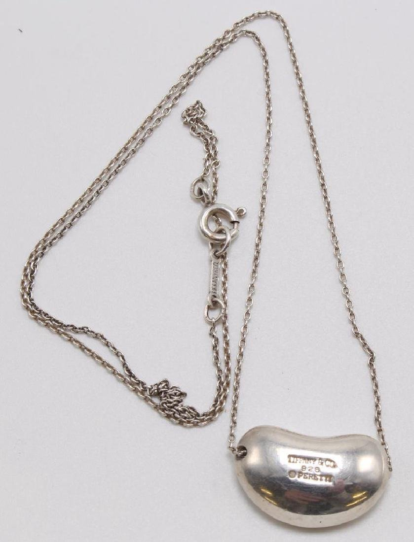 NECKLACES. TIFFANY & CO. STERLING SILVER. ELSA PERETTI