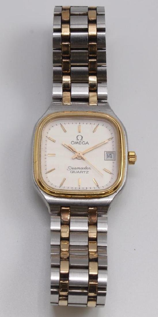 OMEGA SEAMASTER WRIST WATCH. QUARTZ