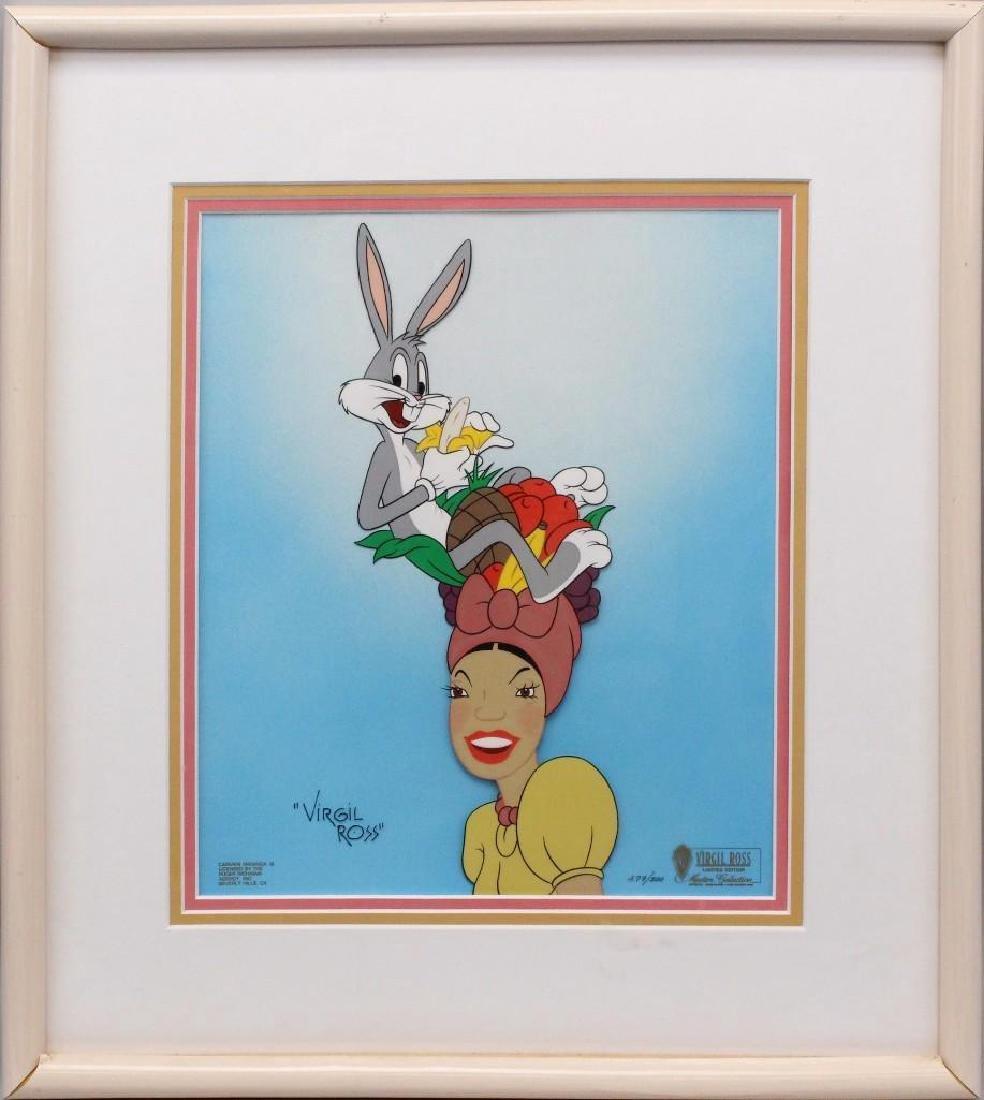 """Virgil Ross """"Tropical Hare"""""""