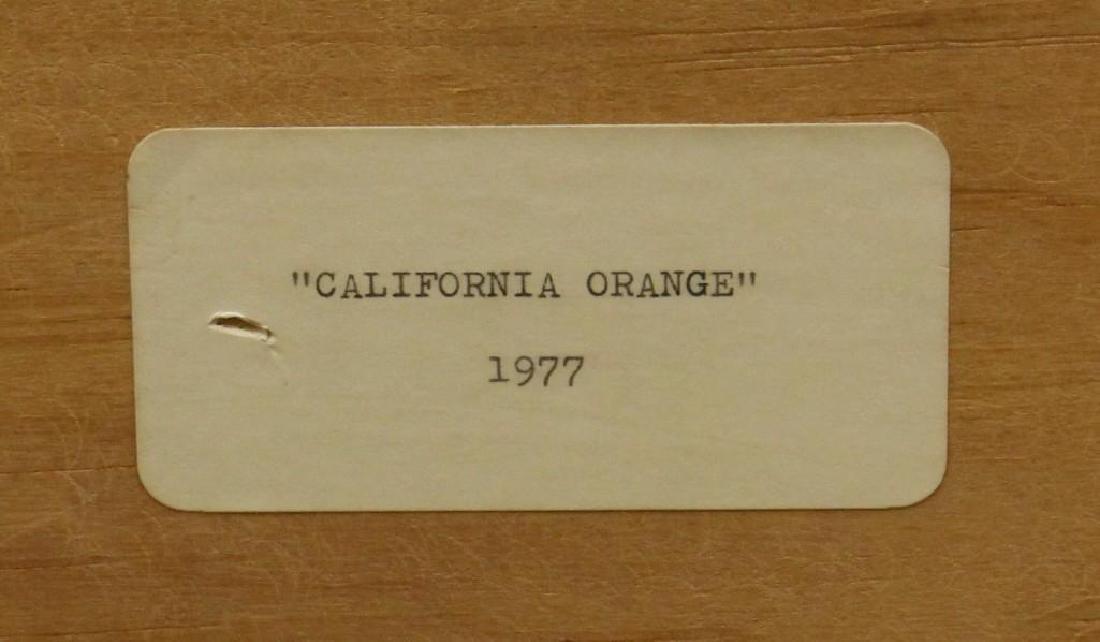 "Valerie Hollister (Pennsylvania) ""California Blossom"" - 4"