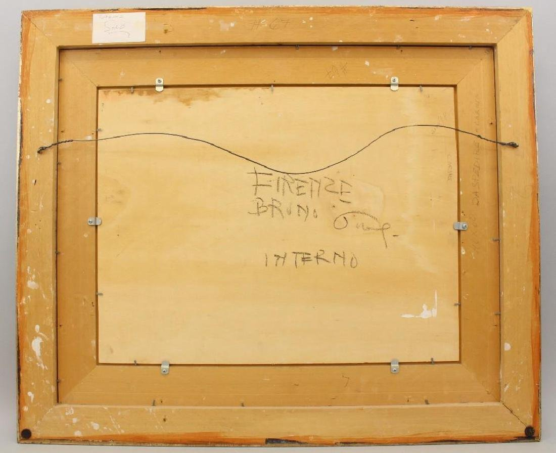 "Bruno Paoli (1915-2005, Italy) ""Inrerno"" - 4"