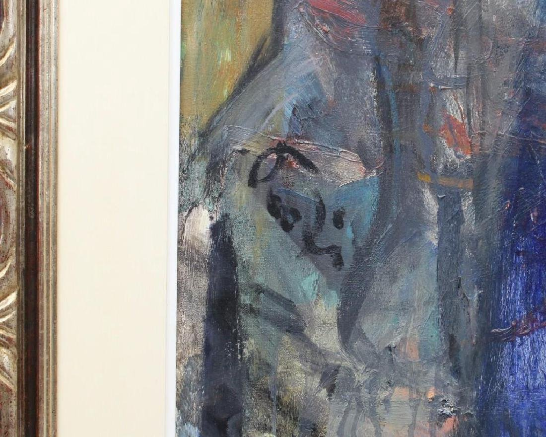 """Bruno Paoli (1915-2005, Italy) """"Incontri"""" - 2"""