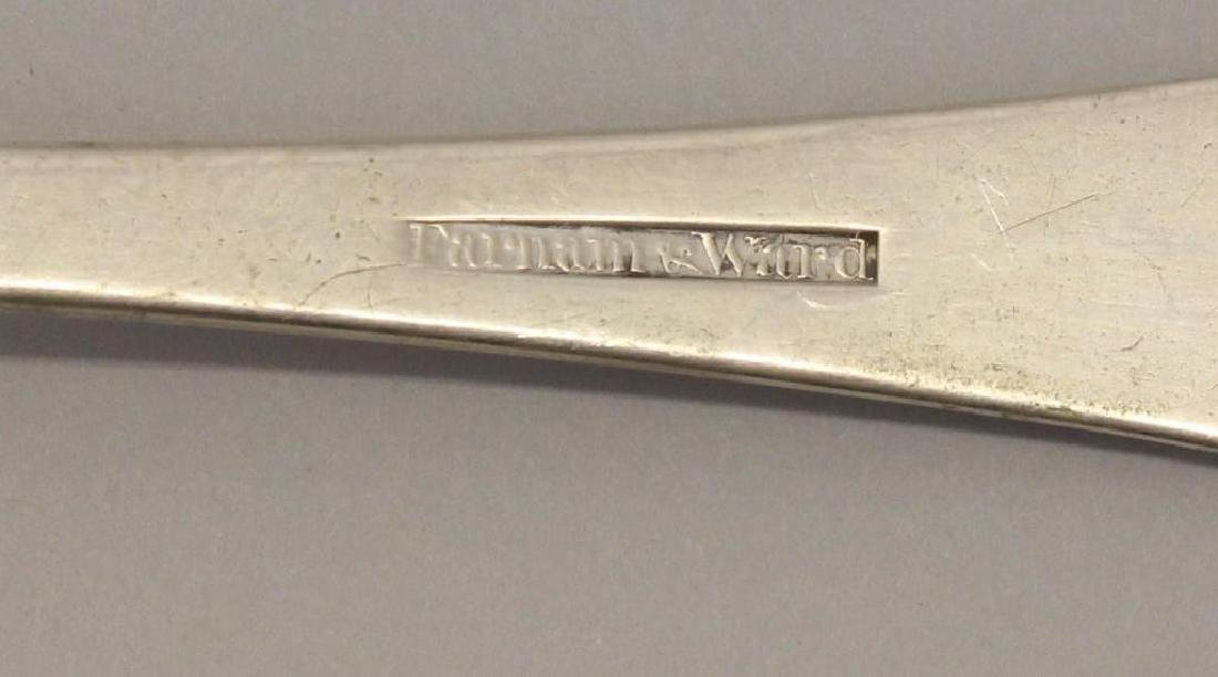 800 German Silver, Solingen Flatware Set - 8