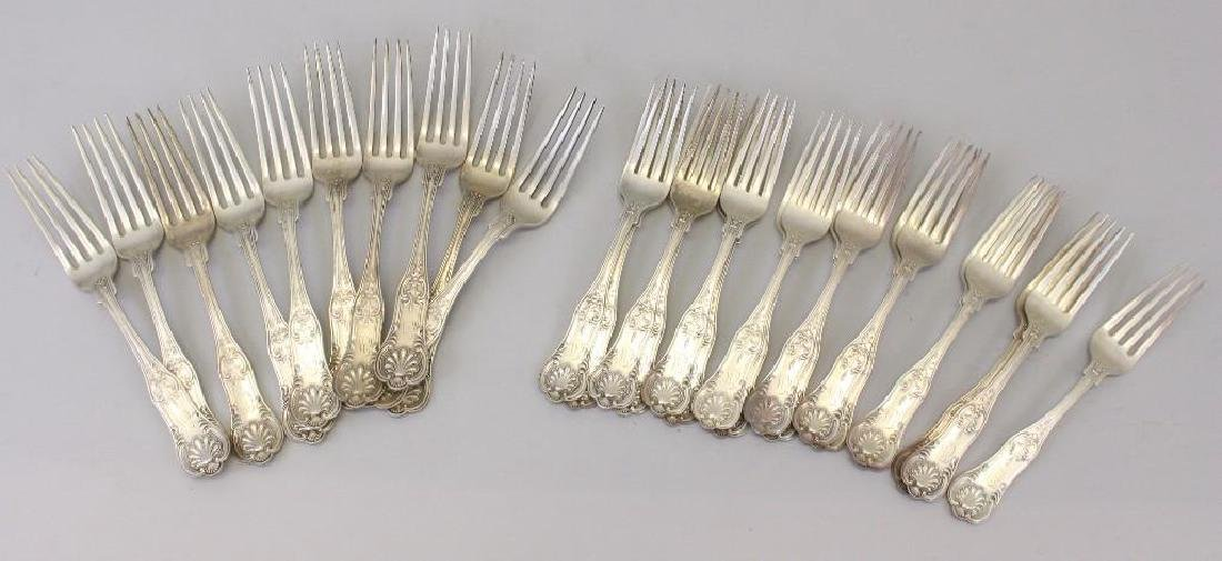 George W. Shiebler Sterling Silver Flatware Grouping - 2