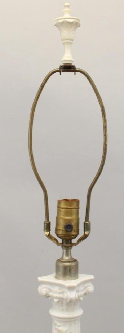 Lladro Salvador Furio La Tarantela Lamp - 6