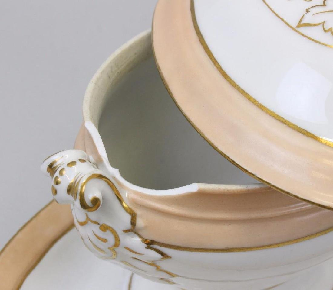 (203) Piece French Soft Paste Dishware Set - 7