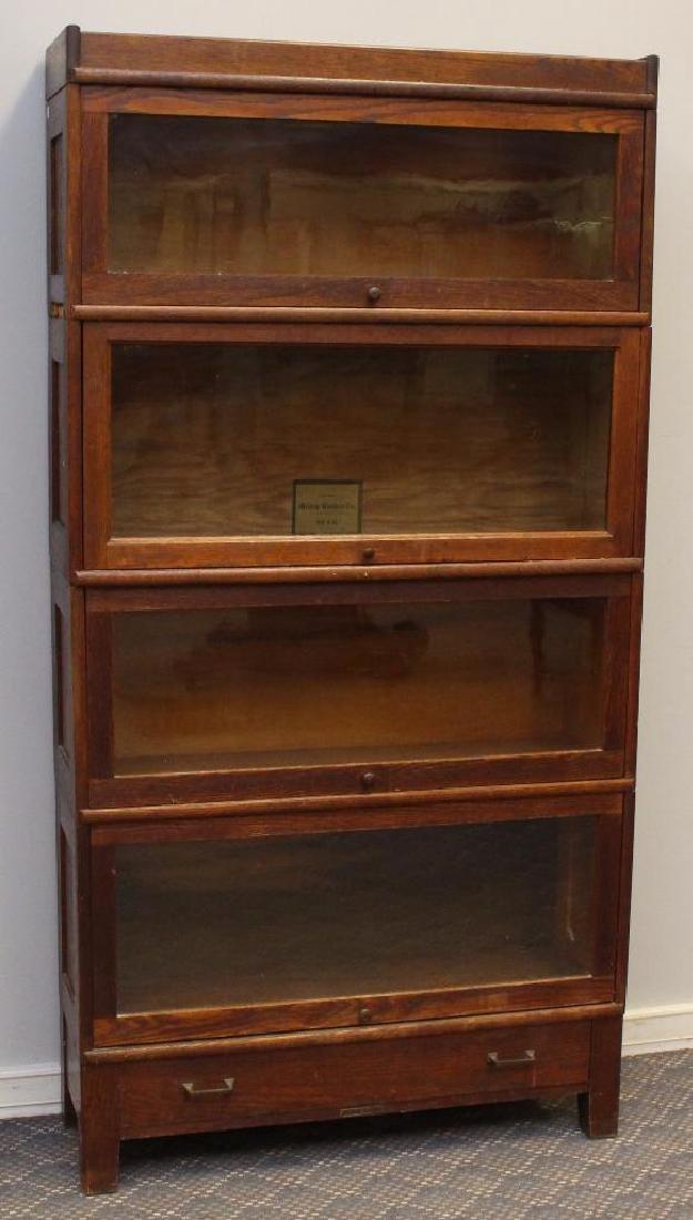 Melton-Rhodes Barrister Bookcase