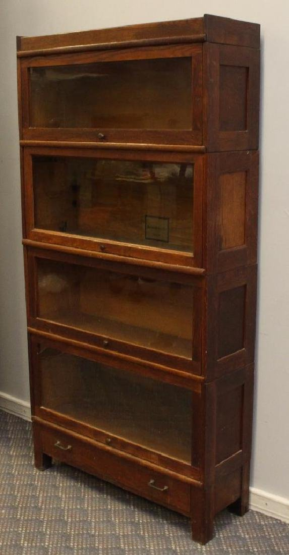 Melton-Rhodes Barrister Bookcase - 2