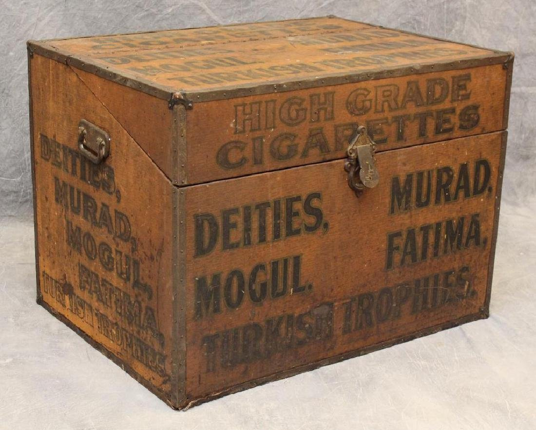 Tobacco Humidor Chest