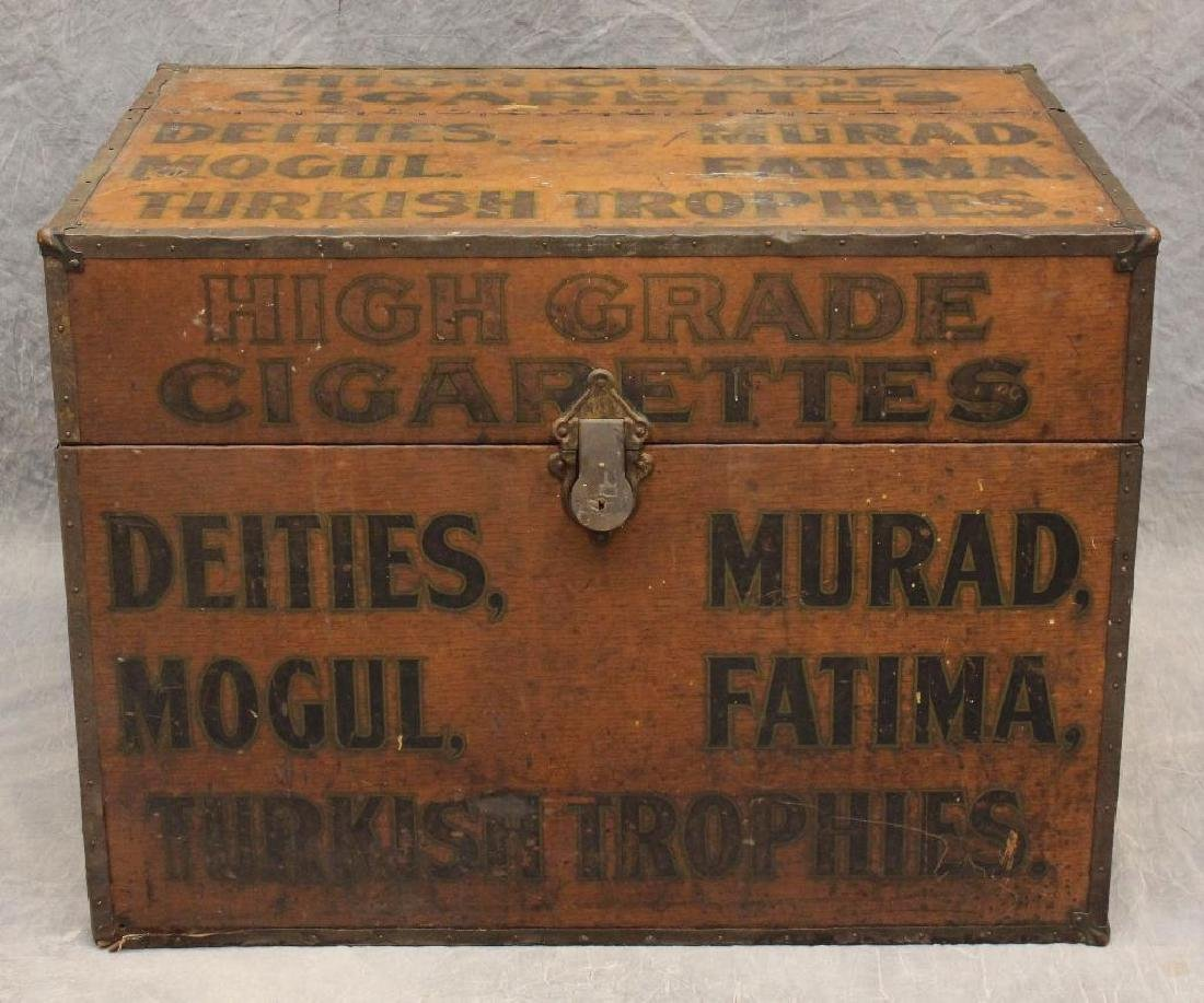 Tobacco Humidor Chest - 2