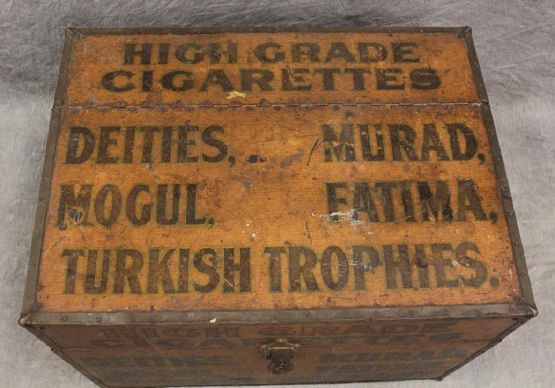 Tobacco Humidor Chest - 3