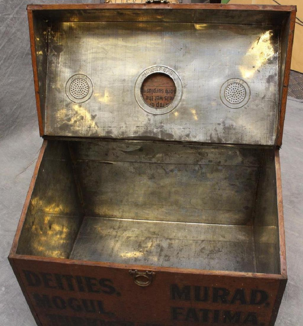 Tobacco Humidor Chest - 7