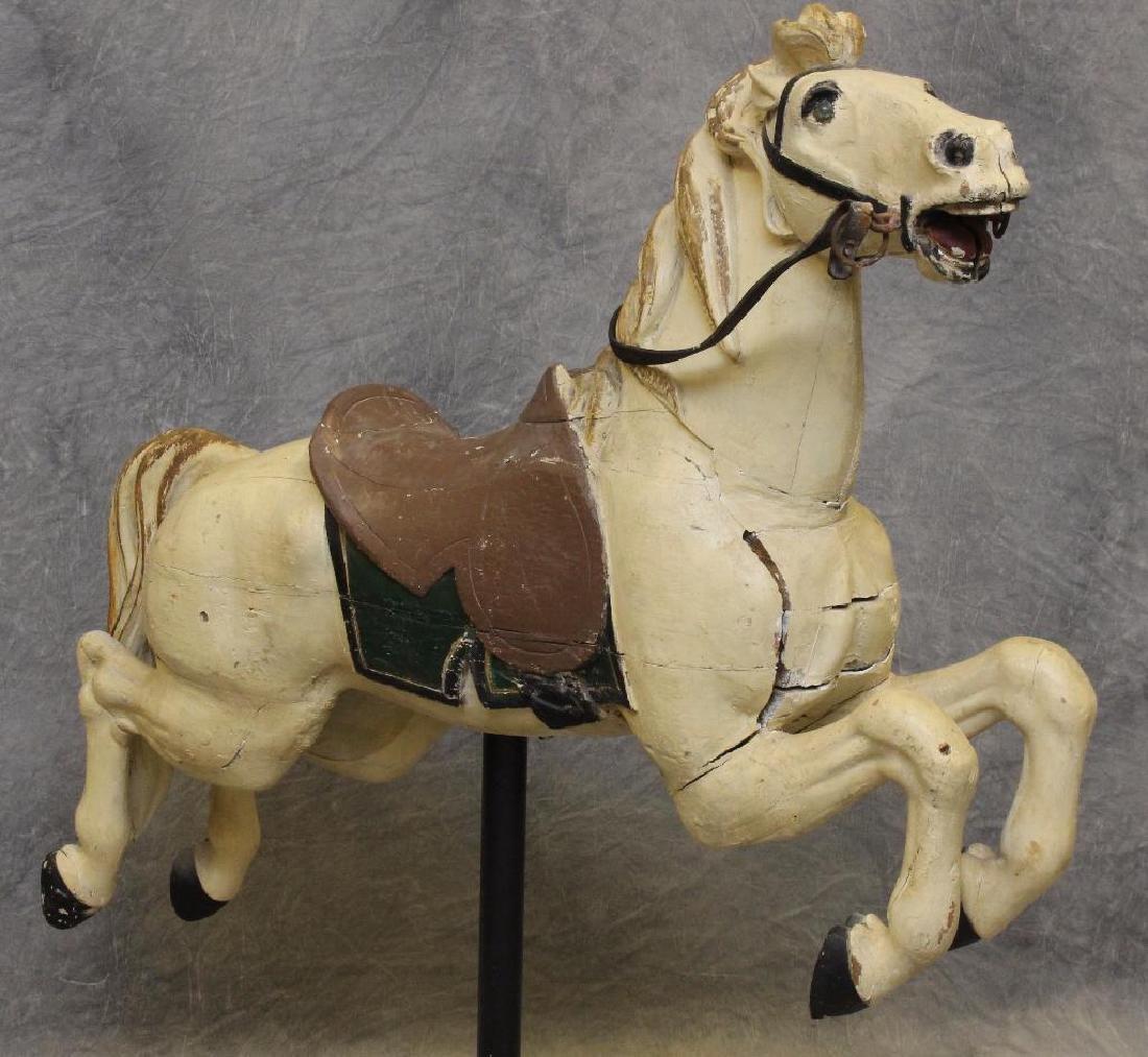 Carousel Jumper Horse