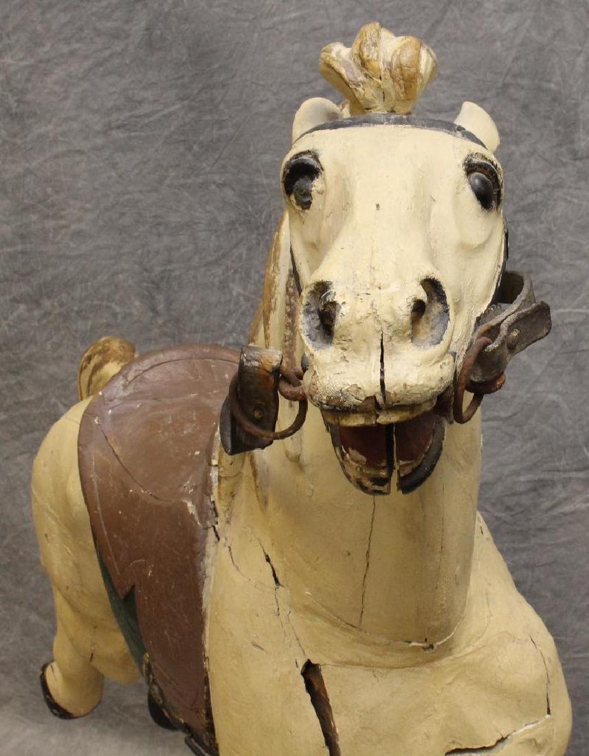 Carousel Jumper Horse - 6