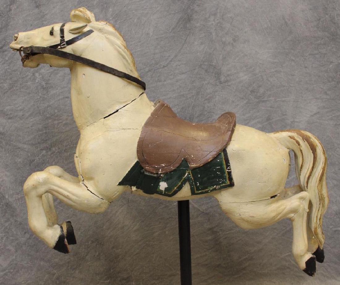 Carousel Jumper Horse - 7