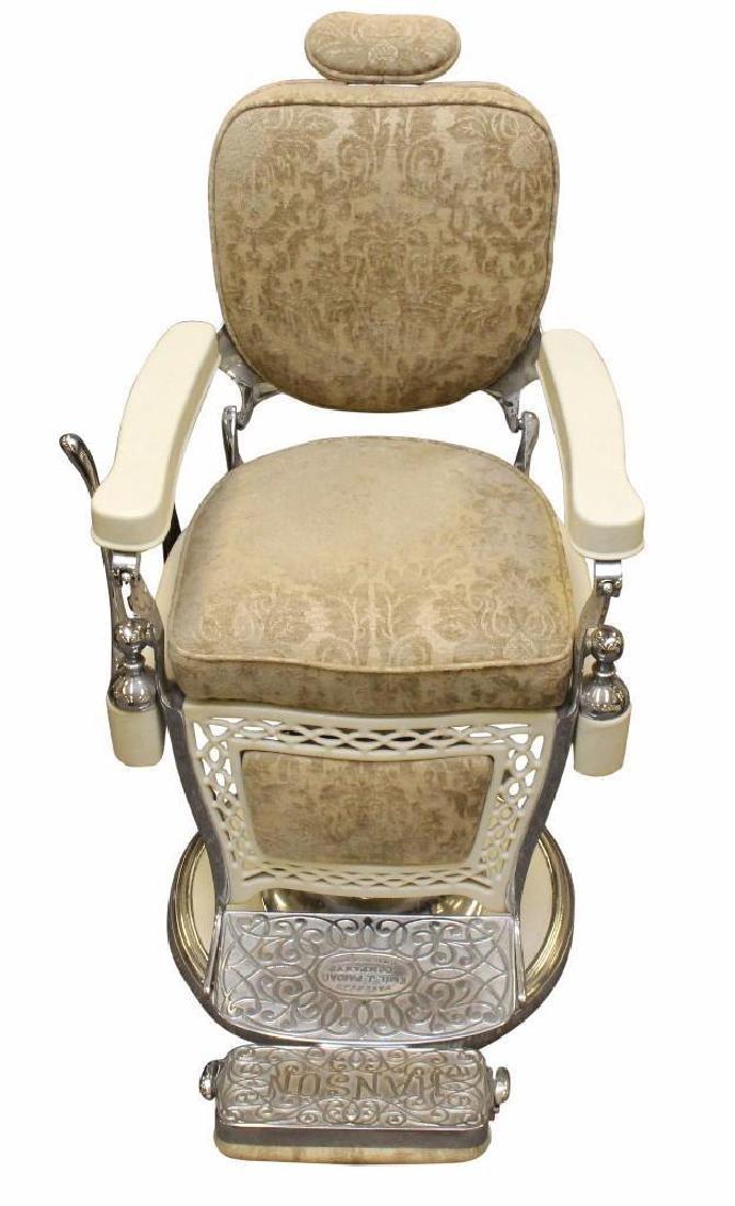 Hanson Barber Chair