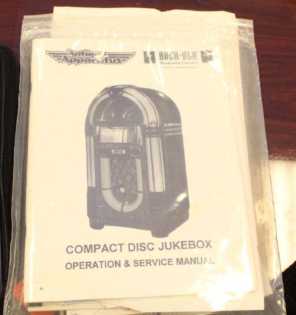 "Rock-Ola CD-8 ""Bubbler"" Jukebox - 4"