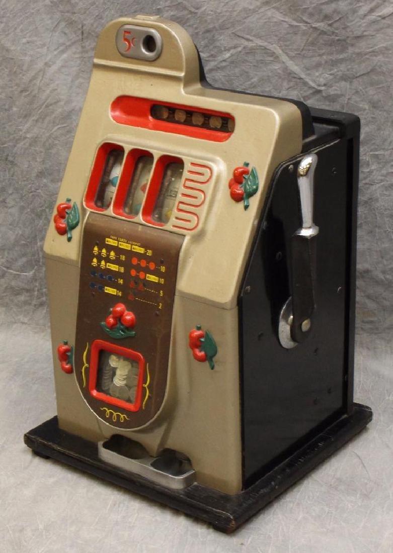 Mills Nickel Slot Machine - 4