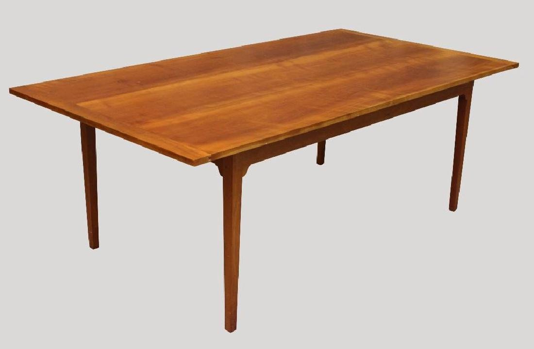 Attributed to Thomas Moser Cherrywood Dining Table