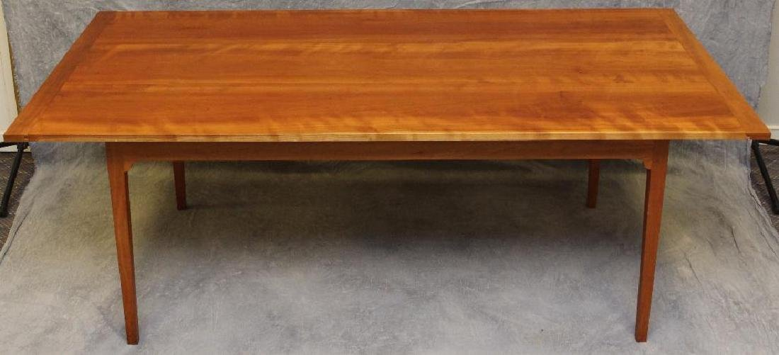 Attributed to Thomas Moser Cherrywood Dining Table - 2