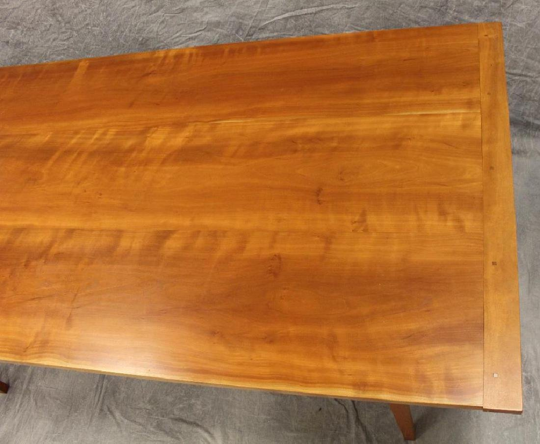 Attributed to Thomas Moser Cherrywood Dining Table - 3