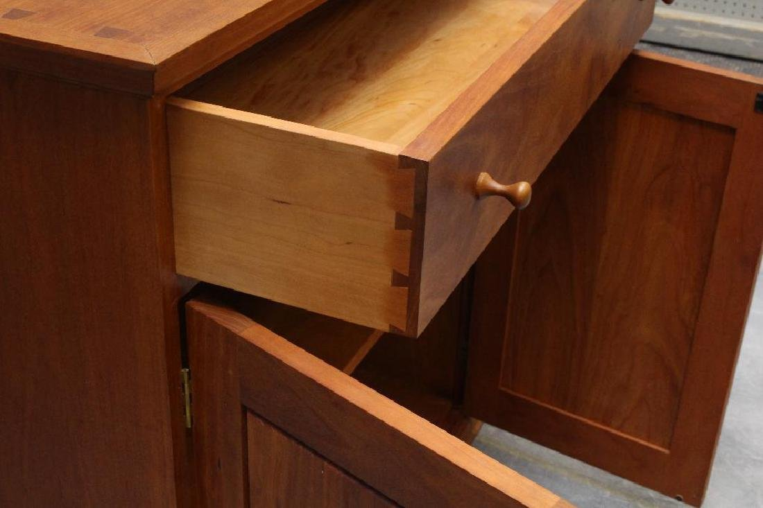 Attributed to Thomas Moser Cherrywood Sideboard - 4