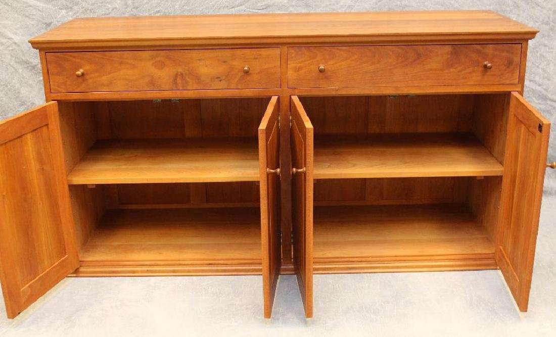 Attributed to Thomas Moser Cherrywood Sideboard - 5