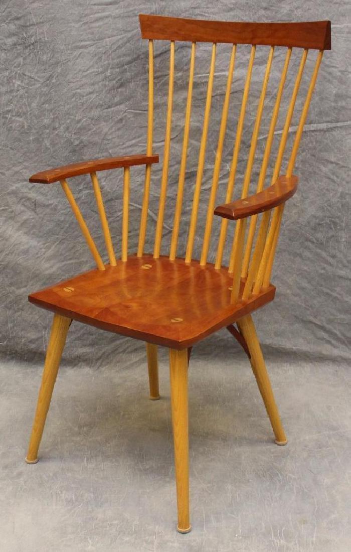 Thomas Moser Custom Made Armchair