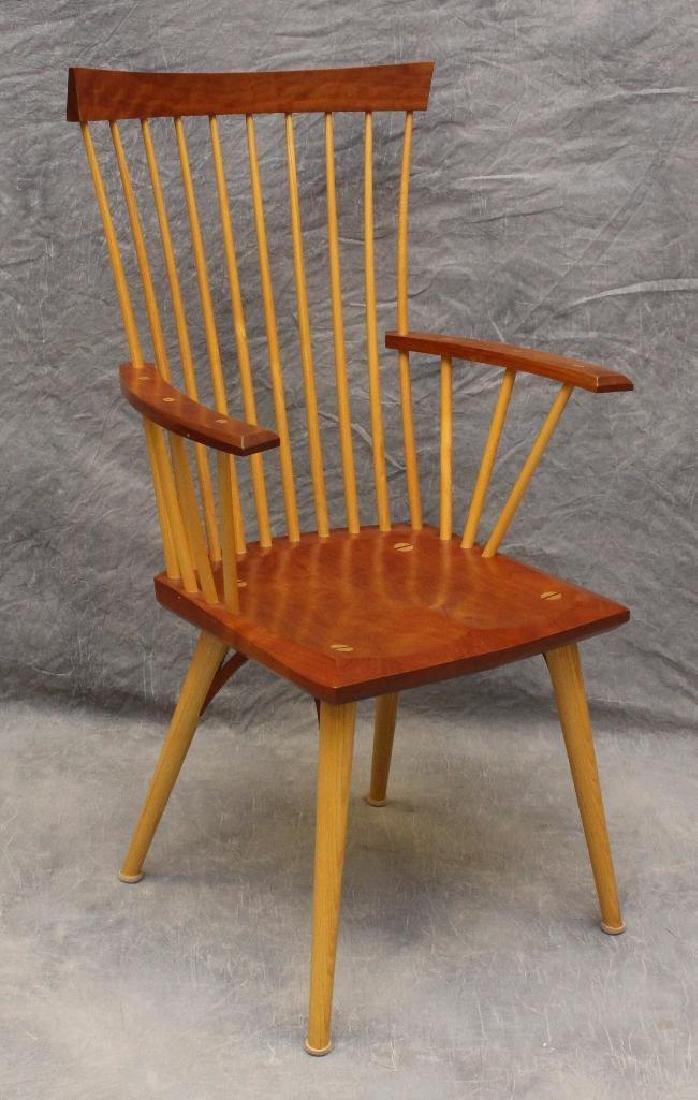 Thomas Moser Custom Made Armchair - 2