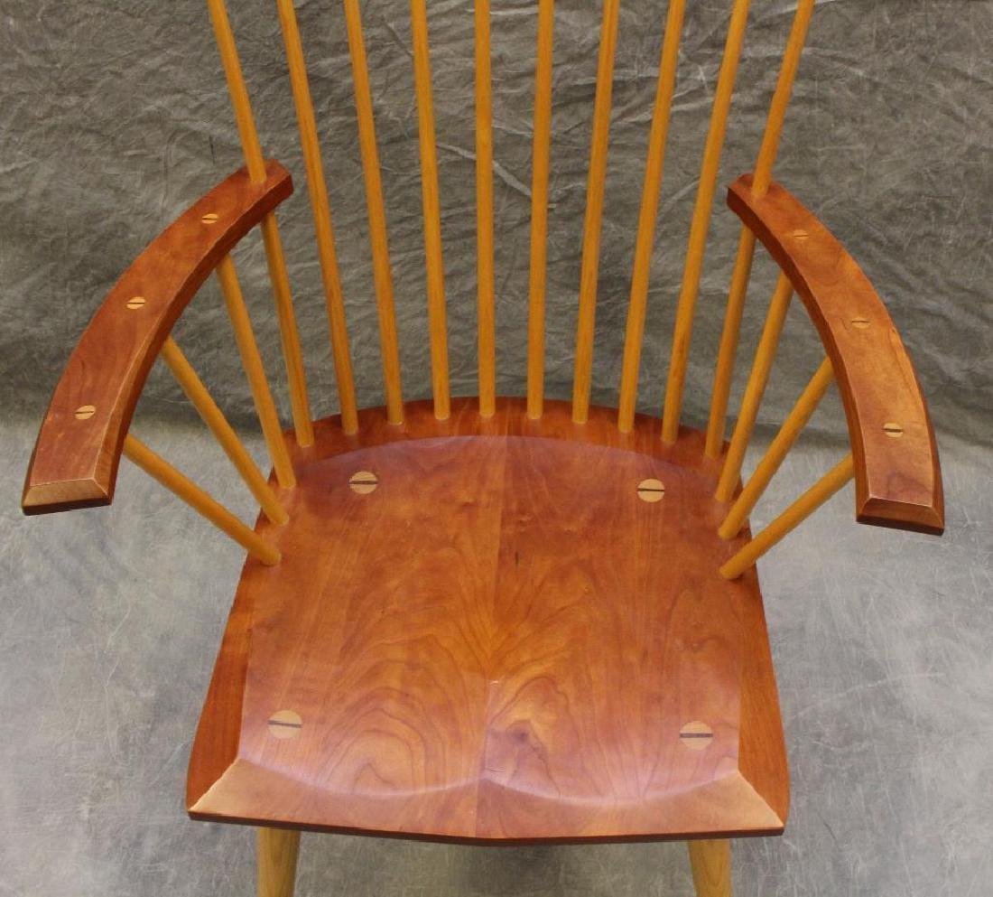 Thomas Moser Custom Made Armchair - 3
