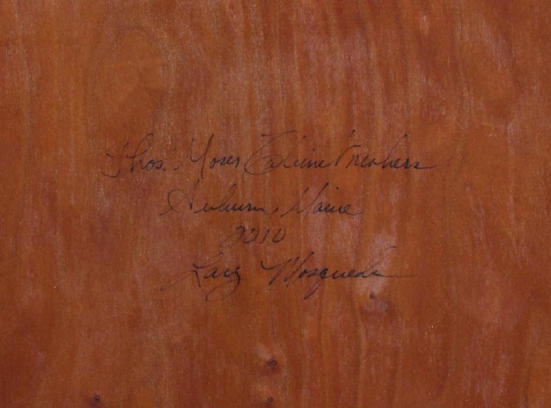 Thomas Moser Custom Made Armchair - 5