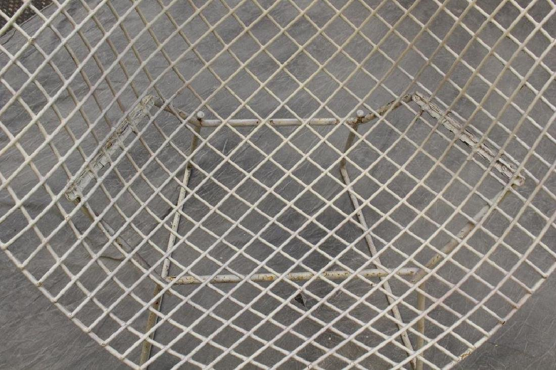 Set of (4) Harry Bertoia Diamond Chairs - 4