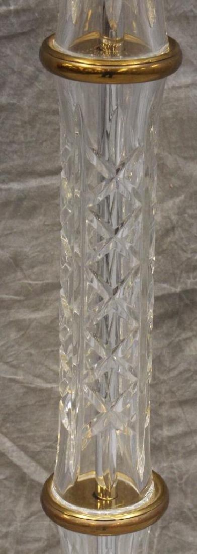 Waterford Crystal Floor Lamp - 3