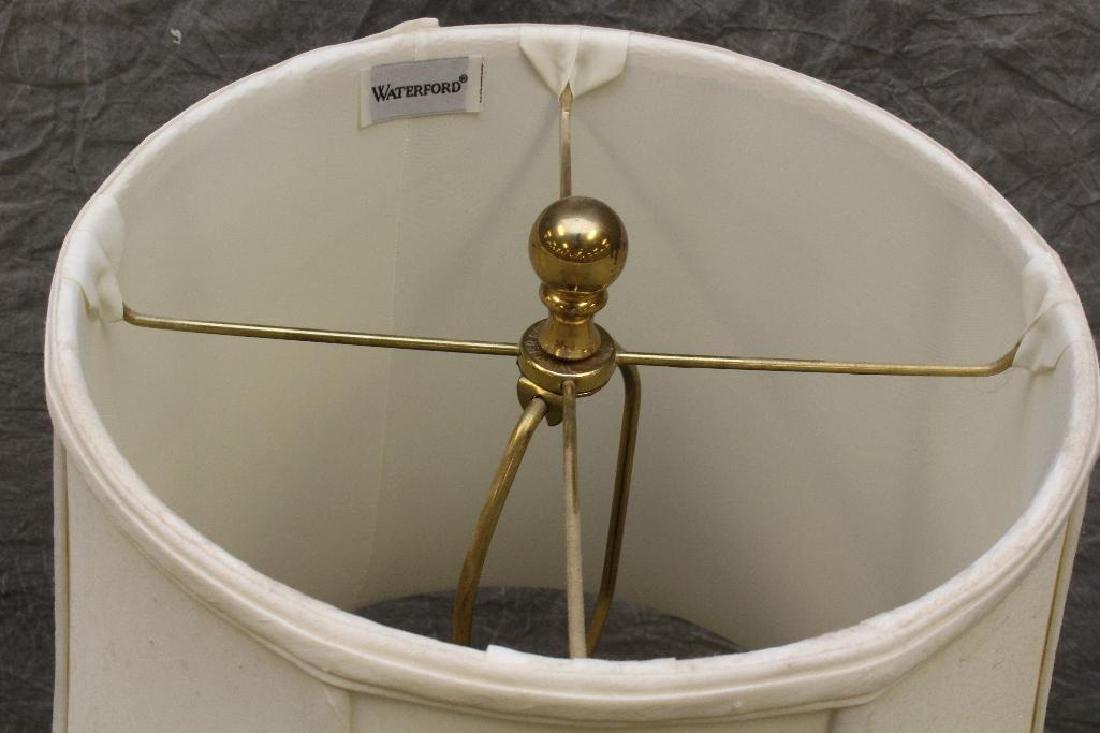 Waterford Crystal Floor Lamp - 5