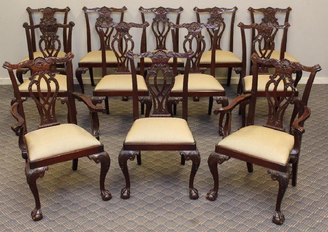 (13) Piece Councill Craftsman Dining Suite - 3