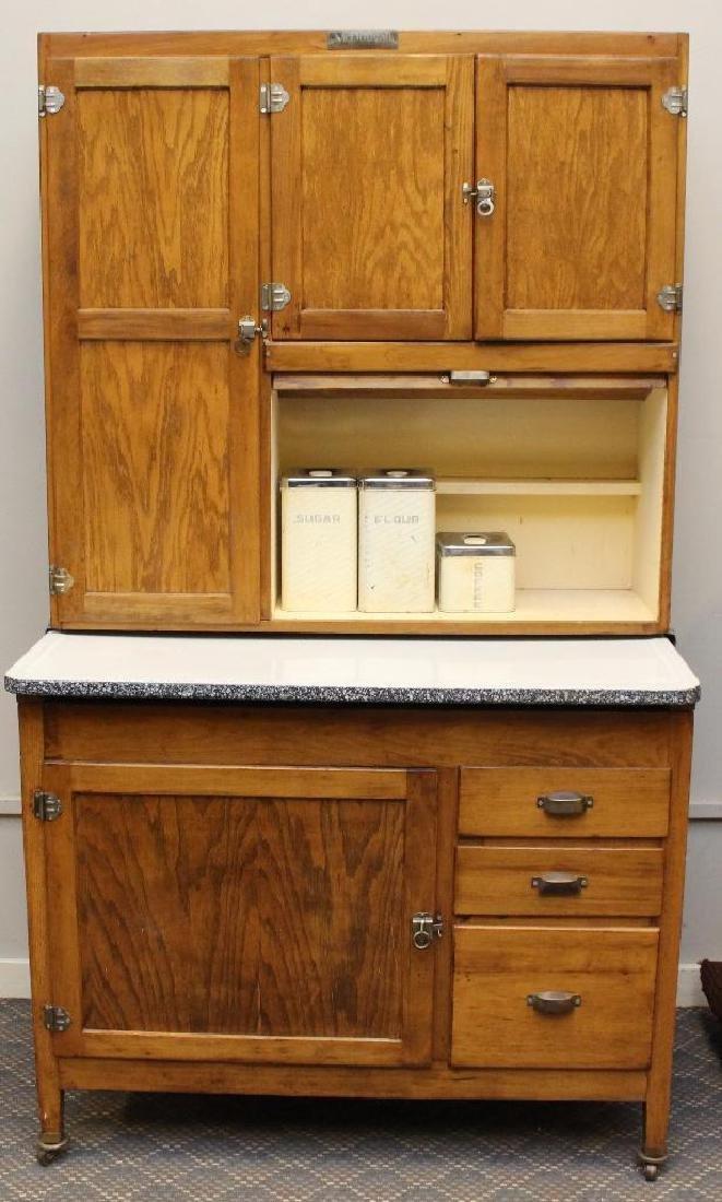 McDougal Hoosier Cabinet