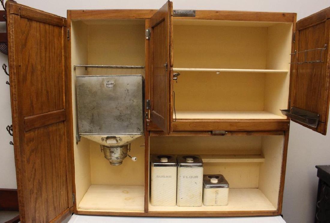 McDougal Hoosier Cabinet - 3