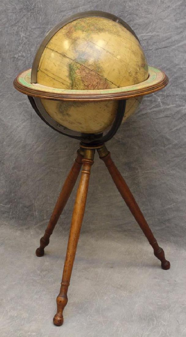 Gilman and Joslin Improved Terrestrial Globe