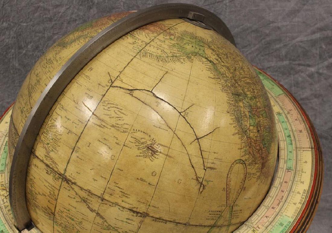 Gilman and Joslin Improved Terrestrial Globe - 3