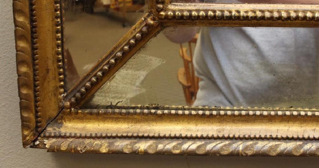 Giltwood Girandole Mirror - 3