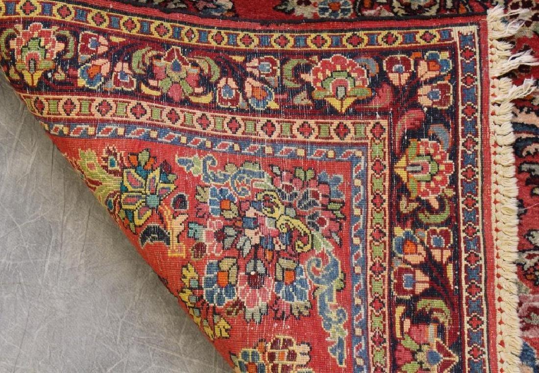 Sarouk Hand Woven Area Rug - 4