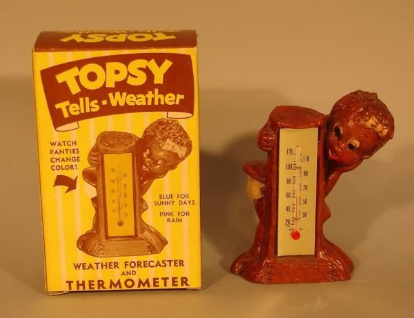 4011: Black Americana - Girl Topsy Tells-Weather