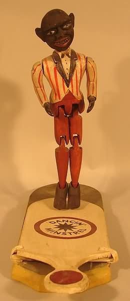 4012: Black Americana - Dancin' Minstrel Toy