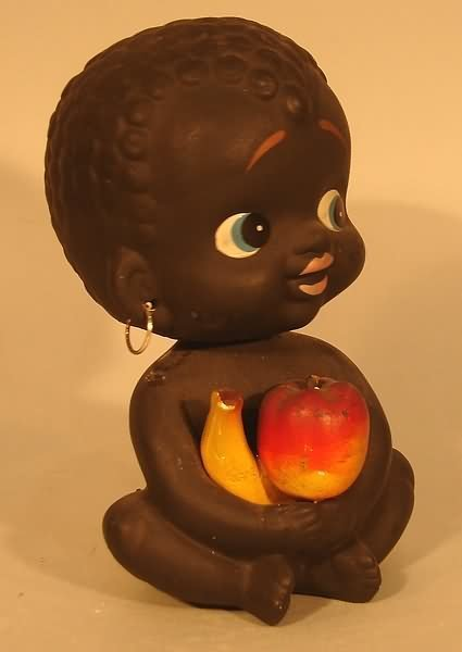 4023: Black Americana - Bobbin Head Nodder Bank
