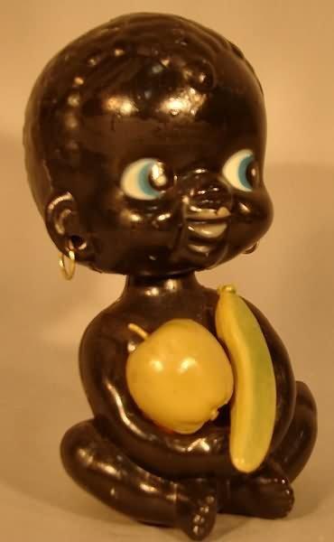 4024: Black Americana - Bobbin Head Nodder Bank