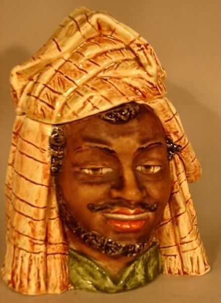 4025: Black Americana - Tobacco Humidor - Arab